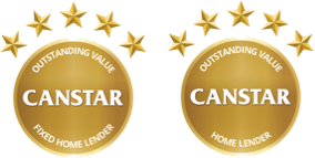 Canstar outstanding value for fixed home lender & home lender