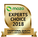 Mozo Experts Choice 2018 - Home and Contents Insurance