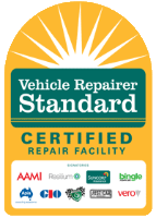 Vehicle Repair standard certified